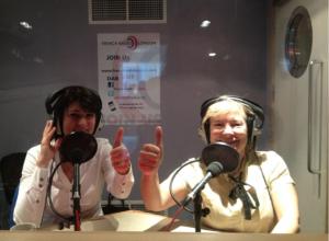 interview Laure Colombier Chevalier et Pascale Charbit