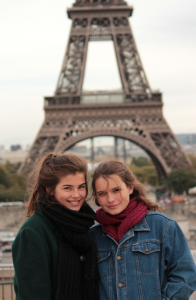 french exchange in Paris