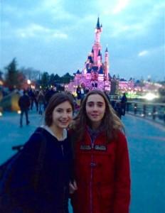 echange culturel à Disney