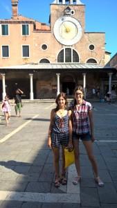 echange linguistique à Venise